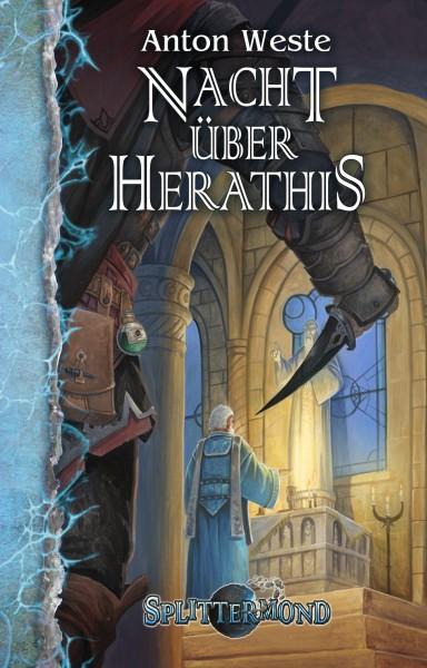 Nacht über Herathis (Splittermond Roman 1)