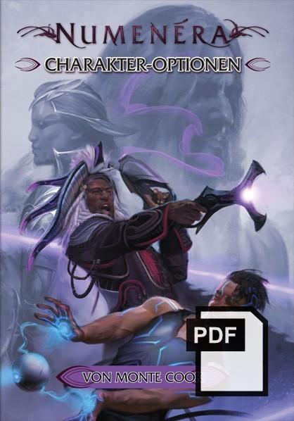 Numenera Charakter-Optionen - PDF