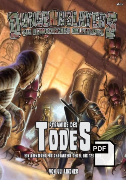 Die Pyramide des Todes – PDF