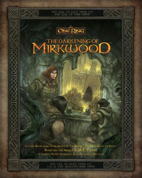The One Ring RPG - The Darkening of Mirkwood