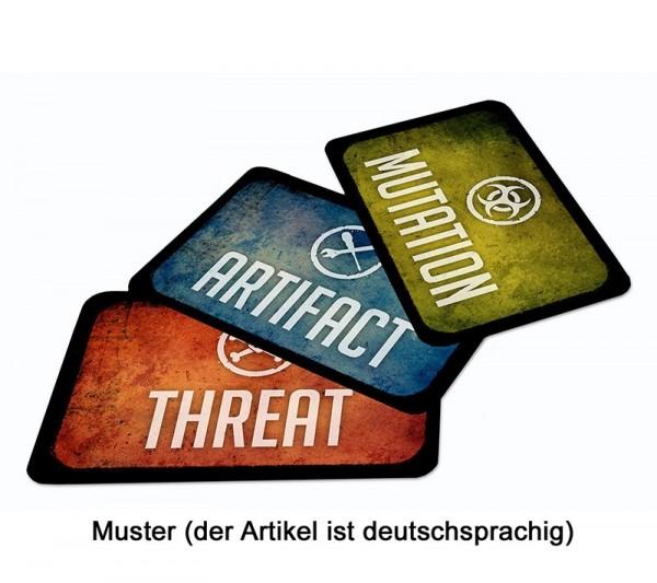 Mutant: Jahr Null – Kartendeck
