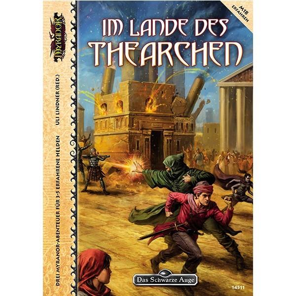 Myranor - Im Lande des Thearchen