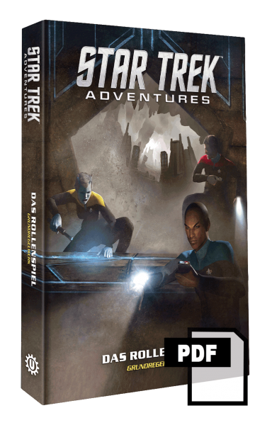 Star Trek Adventures - Grundregelwerk - PDF