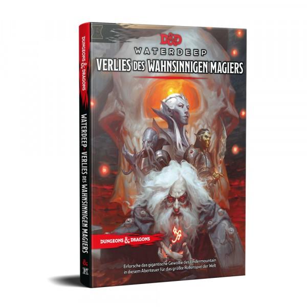 D&D 5 - Waterdeep - Das Verlies des wahnsinnigen Magiers - deutsch