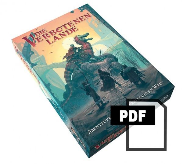 Die Verbotenen Lande - Basisbox - PDF