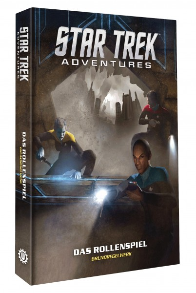 Star Trek Adventures - Grundregelwerk