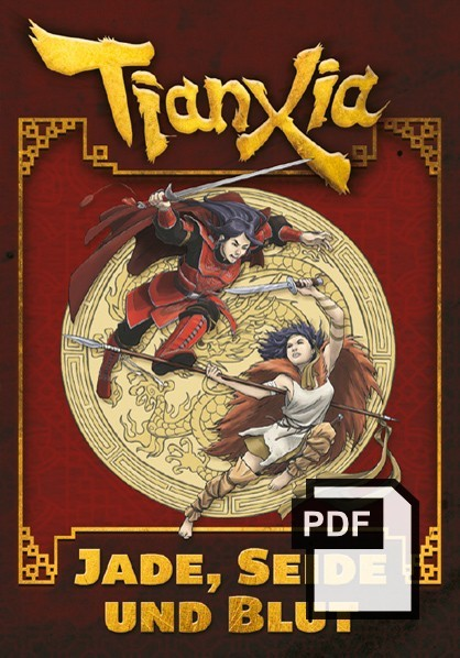 Tianxia - Jade, Seide und Blut - PDF