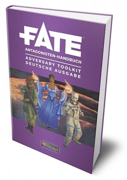 Fate Antagonisten-Handbuch