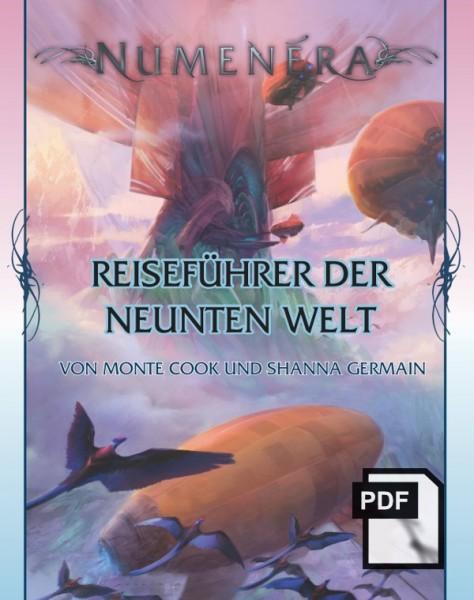 Numenera - Reiseführer der Neunten Welt - PDF