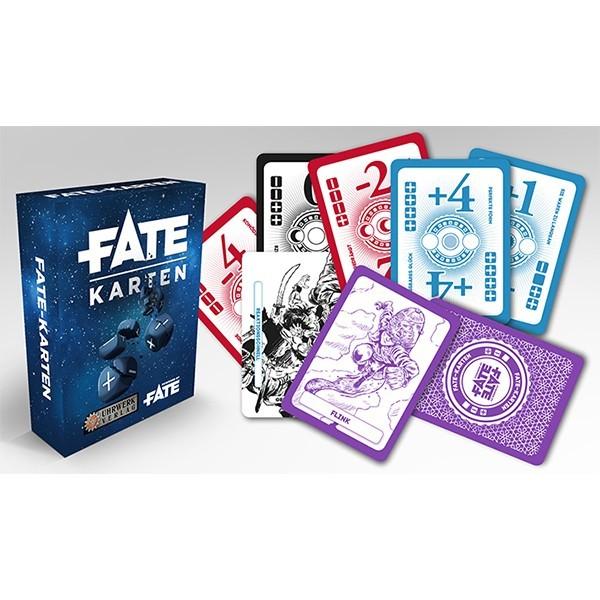 Fate - Karten