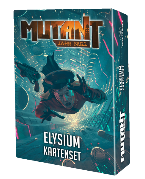 Mutant: Elysium Kartenset