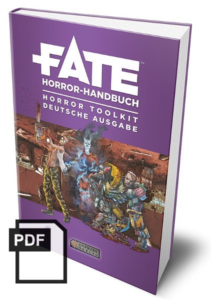 Fate Horror-Handbuch - PDF