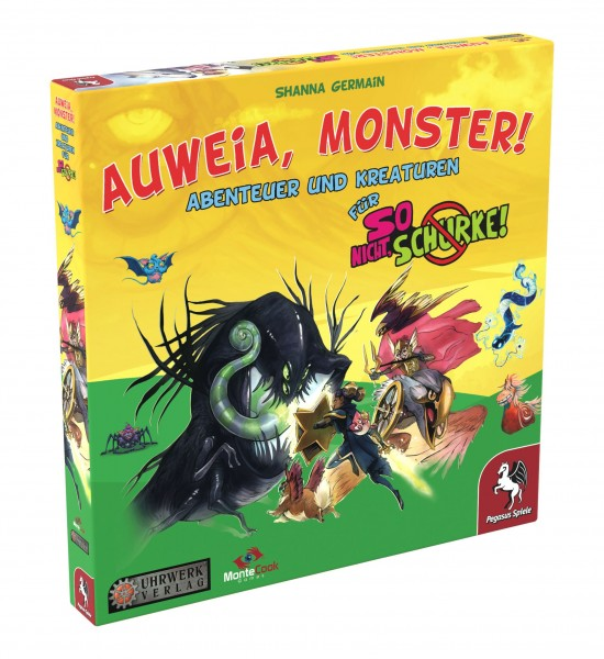 Auweia Monster!